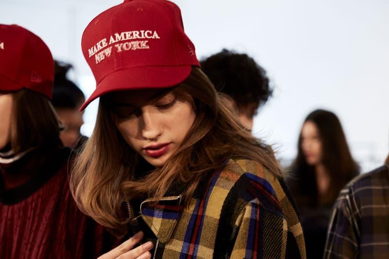 Public School Make America New York Hat