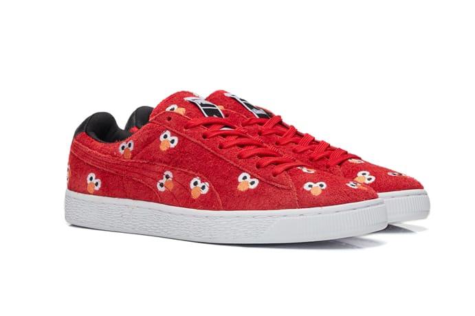PUMA and 'Sesame Street' Sneaker