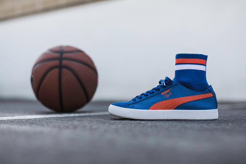 new product a0712 7ed37 PUMA New Clyde Sock NYC Pack   HYPEBEAST