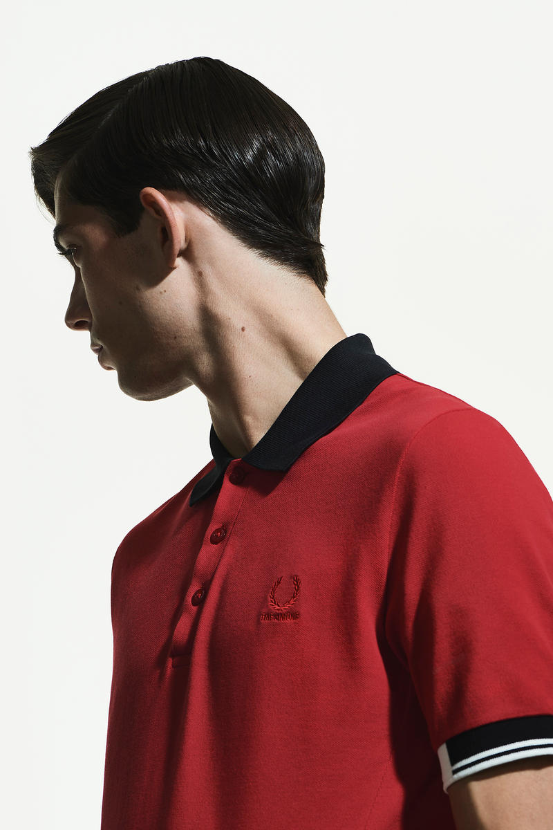 Raf Simons Fred Perry 2017 Spring Summer