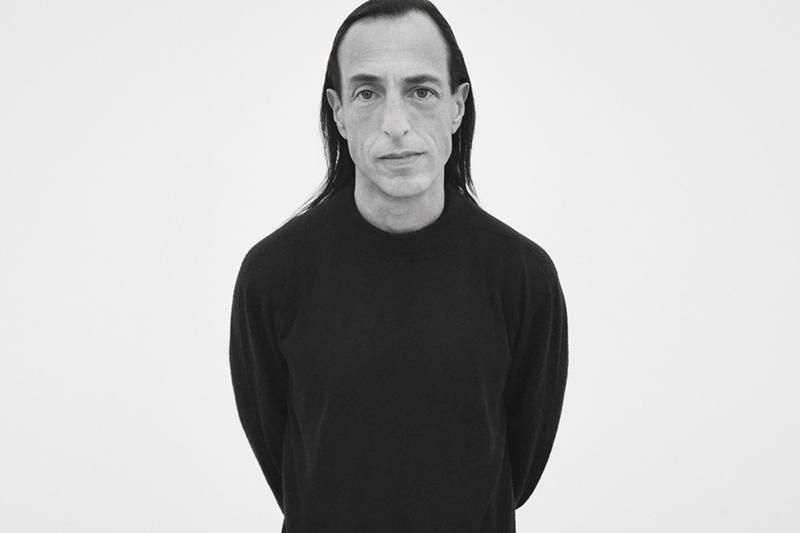 Watch Rick Owens Dyes His Hair in Video