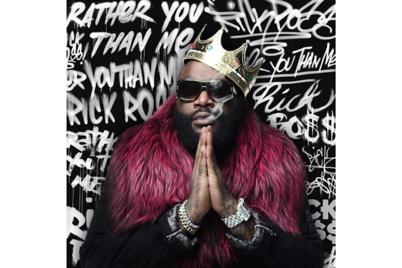 Stream Rick Ross' New Album, 'Rather You Than Me,' Send Shots at Nicki Minaj & Birdman