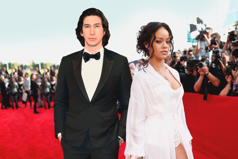 Rihanna, Adam Driver Cast For New Film 'Annette'