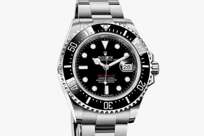 Rolex Oyster Perpetual Sea Dweller Ref 126600
