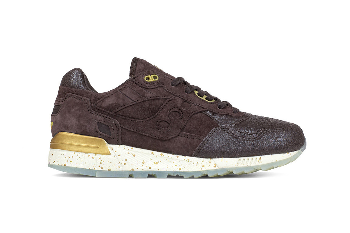 Saucony Shadow 5000 Crackled Leather Pack