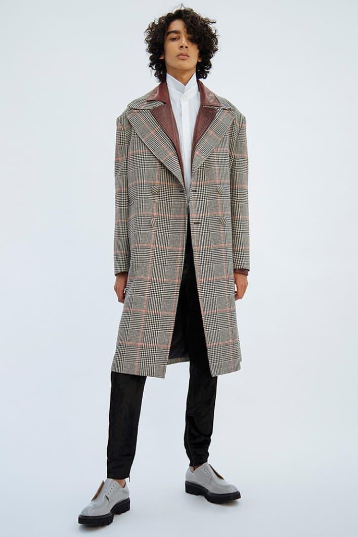 Sean Suen Menswear Fashion Clothing Suiting Outerwear