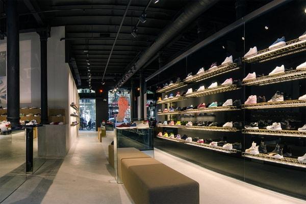 Sneaker Store Spotlight: sivasdescalzo