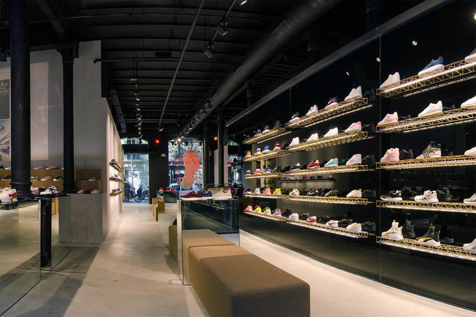 Sneaker Store Spotlight: sivasdescalzo Barcelona Madrid Spain Guide HYPEBEAST Guide Travel Rick Owens Technology Raf Simons Nike adidas Y-3