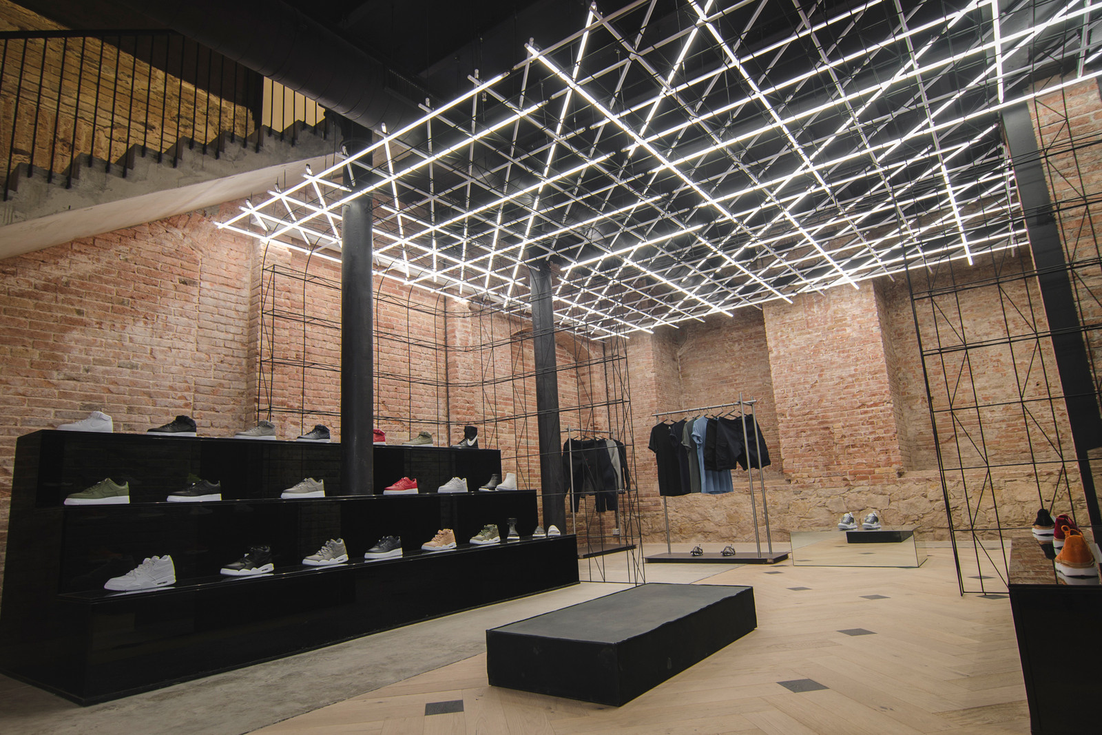 a3484b556871 Sneaker Store Spotlight  sivasdescalzo Barcelona Madrid Spain Guide  HYPEBEAST Guide Travel Rick Owens Technology Raf