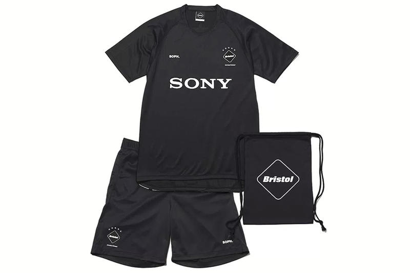 Sony x F.C.R.B. Collection