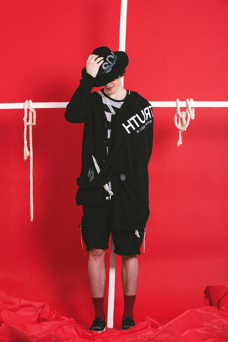 SOUTHFINESS 2017 Spring Summer Collection Truth is Like Poetry Create Different Lookbook