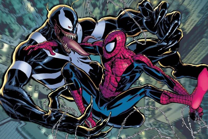 spider man comic book venom feature film