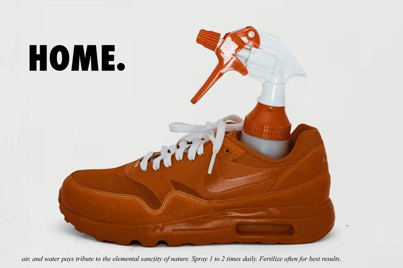 Ava Nirui Spoof Nike Advertisements Alex Lee New York Exhibition Air Max