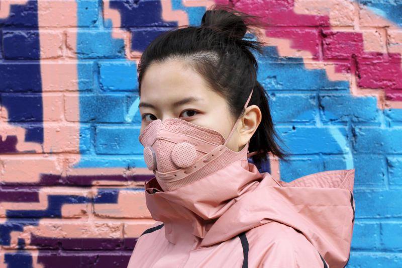 STAMPD PUMA Clyde Mask Zhijun Wang