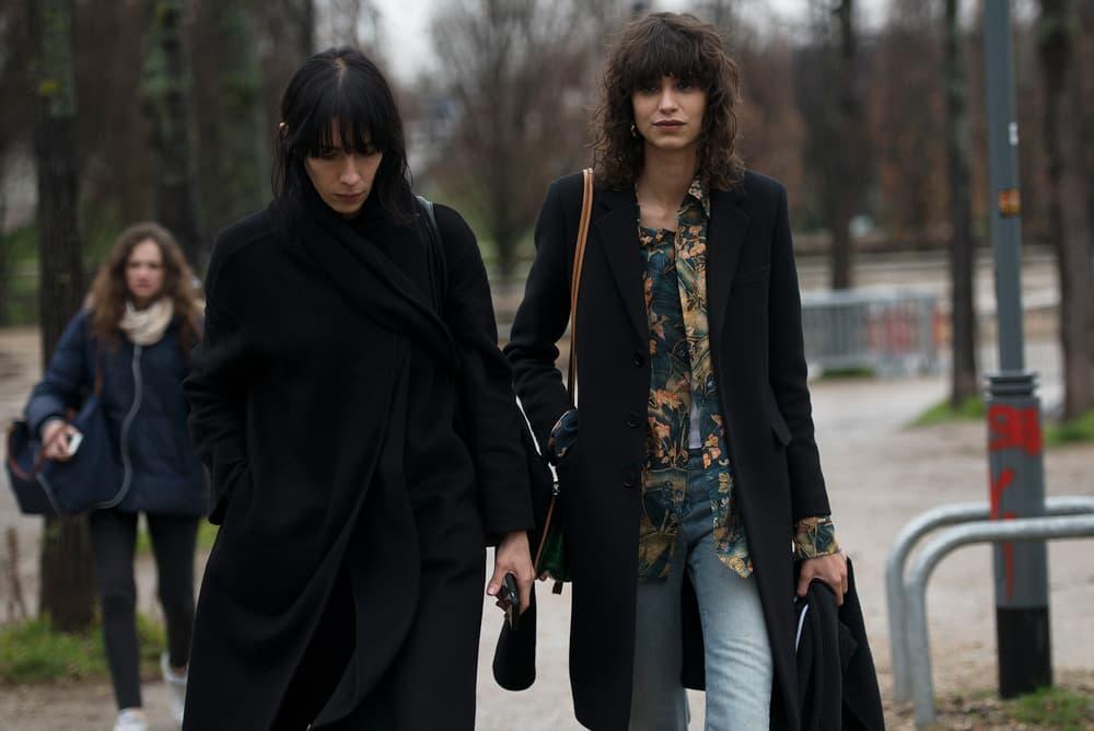 Streetsnaps Paris Fashion Week March 2017 Part 1 Hypebeast