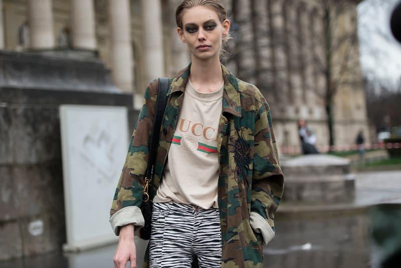 Streetsnaps Paris Fashion Week March 2017 Part 2