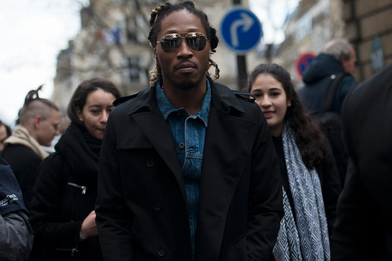 Streetsnaps Paris Fashion Week March 2017 Part 2