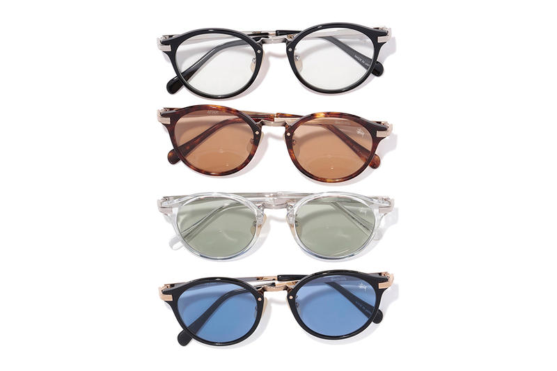 Stüssy Eyegear Spring 2017 Collection Sunglasses
