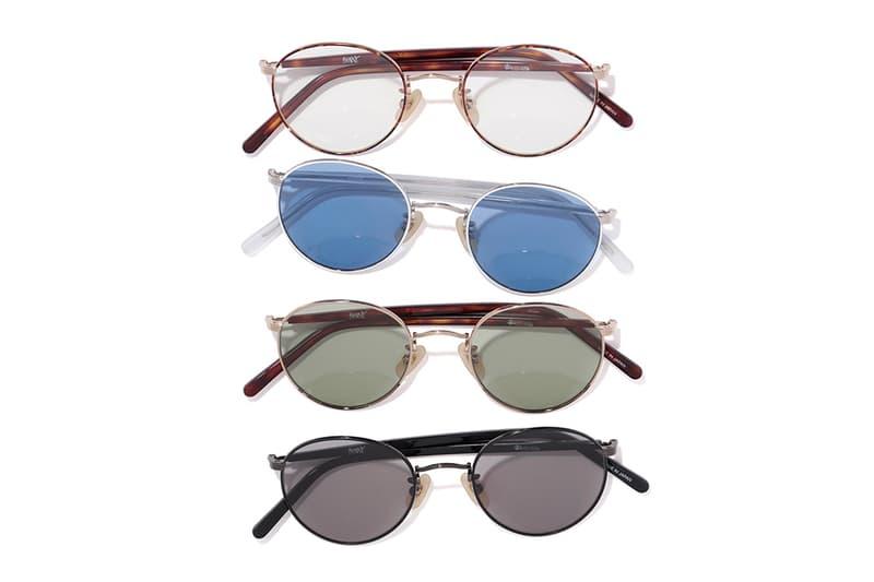 Stüssy Eyegear Spring 2017 Collection Sunglasses
