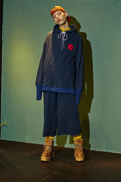 SUB-AGE 2017 Fall/Winter Collection