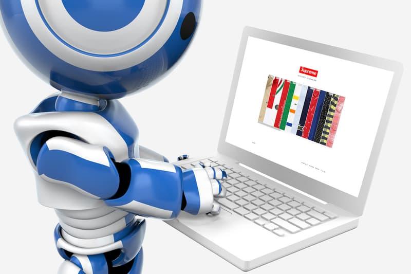 Supreme Captcha At Online Shop Check Out