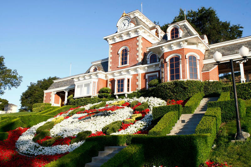 Michael Jackson's Neverland Ranch Is For Sale As Sycamore Valley Ranch