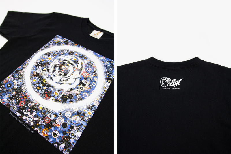 Takashi Murakami Billionaire Boys Club BBC Collaborations Clothing T-Shirts Capsules