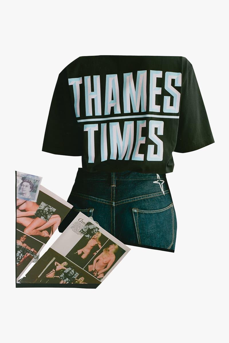 Blondey McCoy Thames 2017 Spring Lookbook