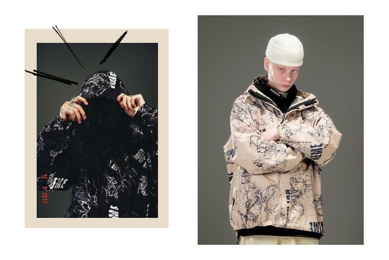 Gully Guy Leo Mandella In Supreme x The North Face