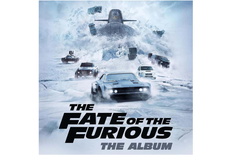 'The Fate of the Furious: The Album' Soundtrack Features Travis Scott, Migos & More Movie Films Music Tracklisting