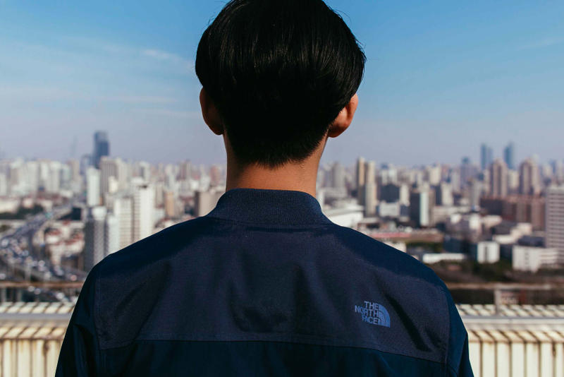 The North Face 2017 Spring Summer Collection Hong Kong China Taiwan Exclusive Apparel Outerwear