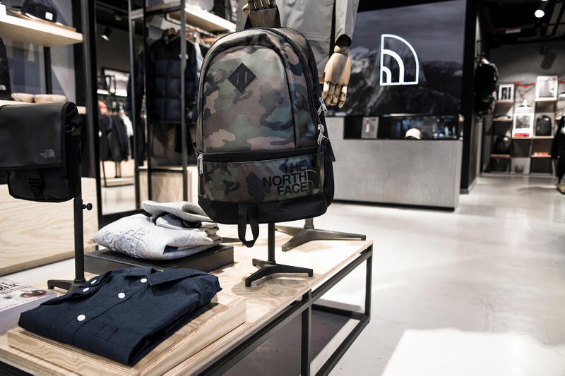The North Face Lifestyle Collection Launch London Store Gore-Tex