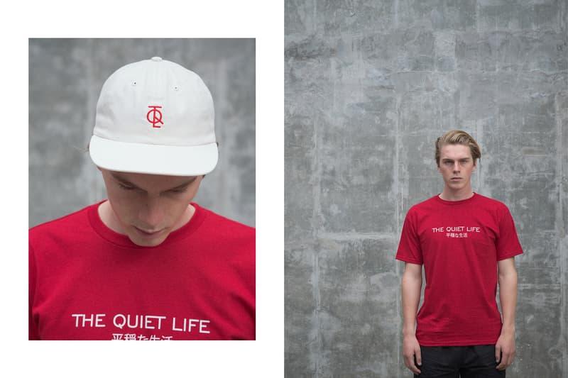 The Quiet Life 2017 Colorblock Jacket