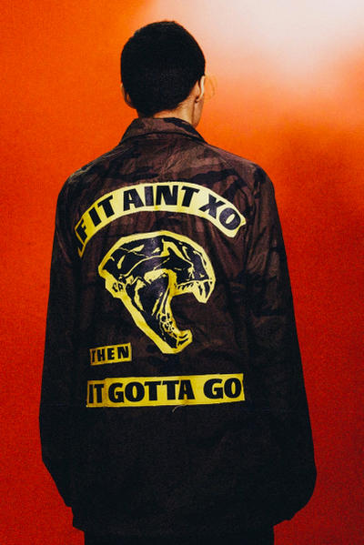 The Weeknd 'Starboy' Collection Europe 2017