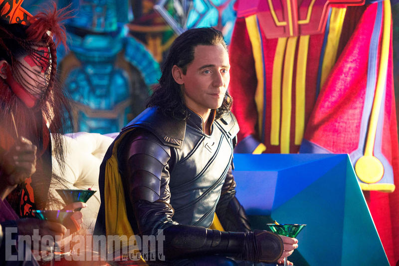 'Thor: Ragnarok' Images Plot Details Entertainment Weekly Movies Films Chris Hemsworth