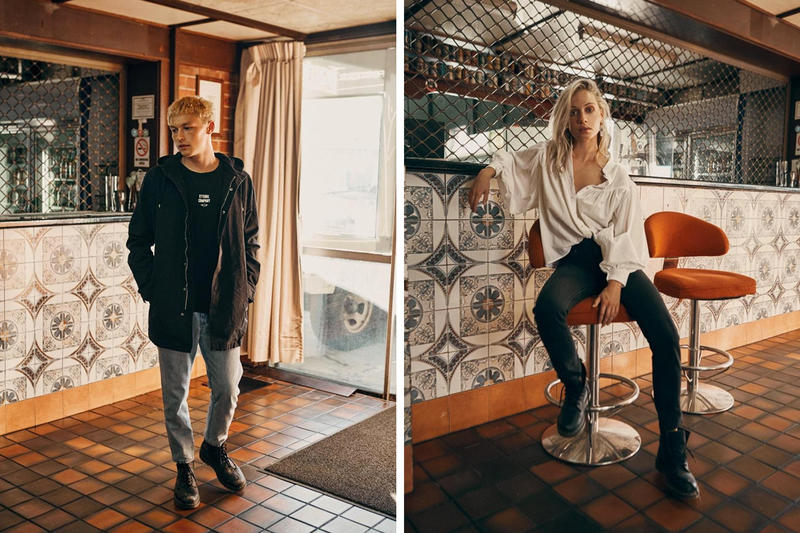 THRILLS 2017 Fall/Winter Collection Lookbook