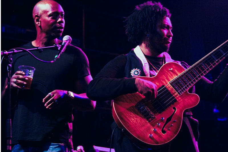 Thundercat Dave Chappelle Flying Lotus Robert Glasper New York City Show Videos