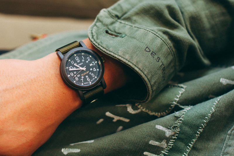 Timex SBTG Surplus Military Watch Collaboration