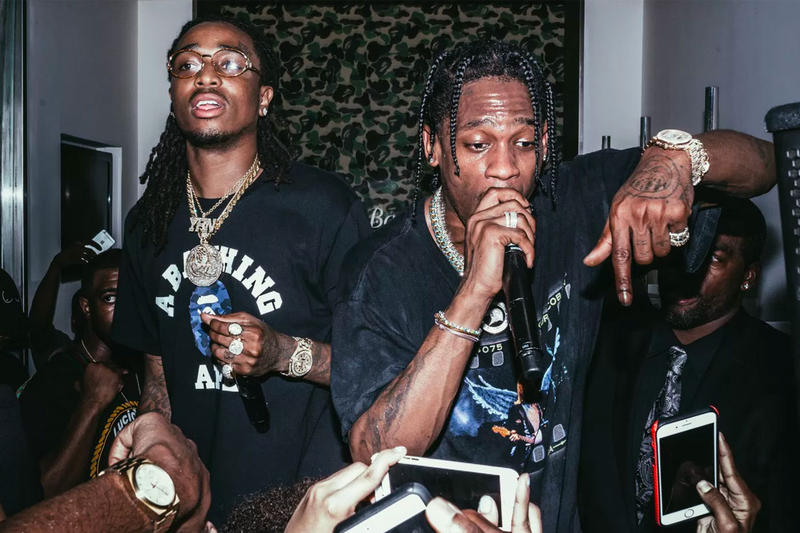A Travis Scott and Quavo Project Is Coming