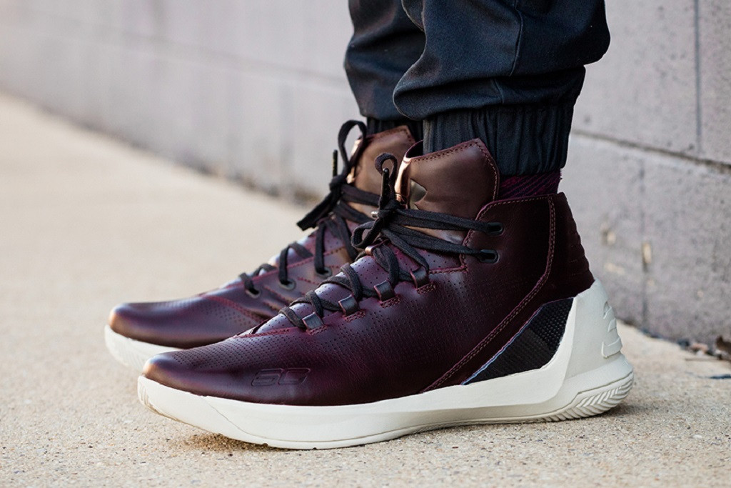 Under Armour Curry 3 Lux \