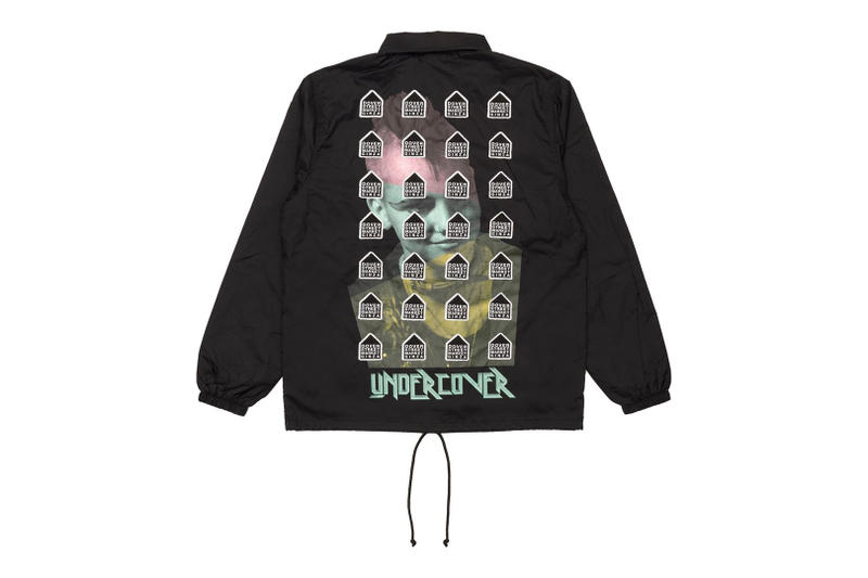 UNDERCOVER Dover Street Market Ginza 5th Anniversary Chaos and Balance Rocker Jacket Back