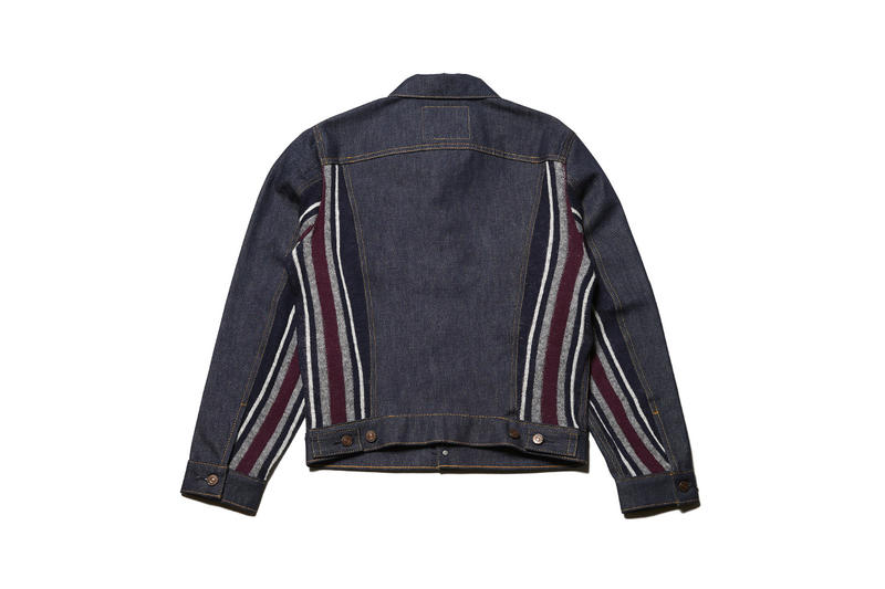 UNDERCOVER Levi's Denim Jackets Collaboration Clothing