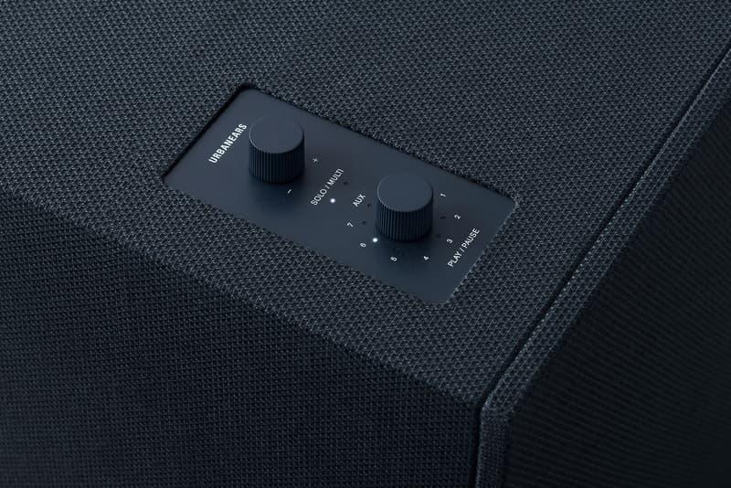 Urbanears New Speaker Range Wireless Connected Speakers