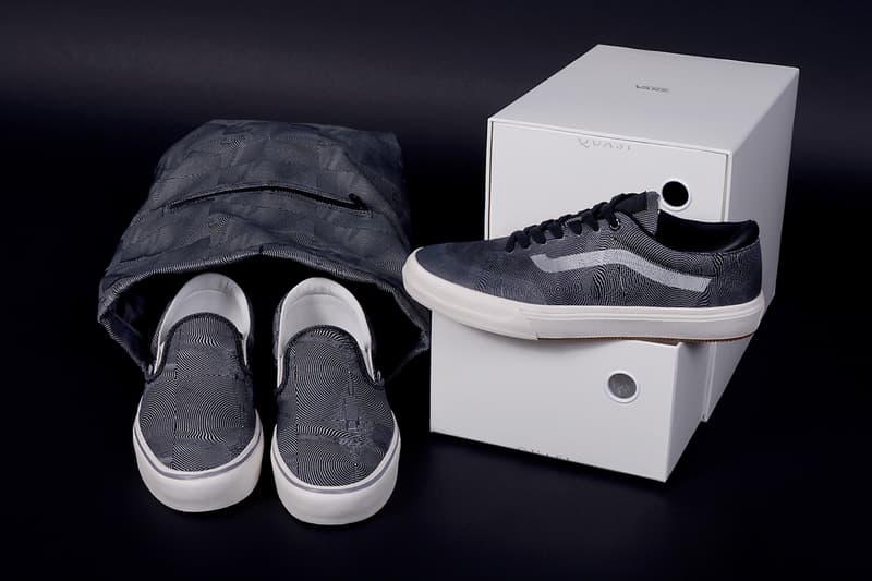 ad06f7025fd Vans Pro Skate ArcAd Gilbert Crockett Quasi Skateboards Pro 2 Slip-On Lite  Black White