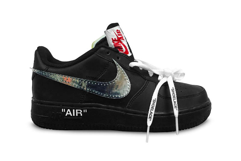 Virgil Abloh OFF-WHITE x Nike Air Force 1 Collab