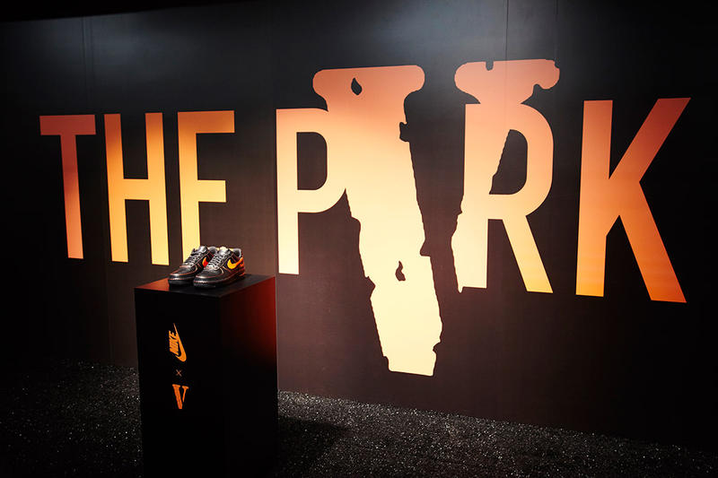 VLONE fragment design THE PARK・ING GINZA A$AP Bari
