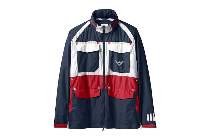 White Mountaineering adidas Originals 2017 Spring Summer