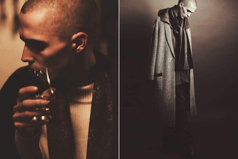 WRAPINKNOT 2017 Fall/Winter Lookbook Knitwear Accessories Heritage