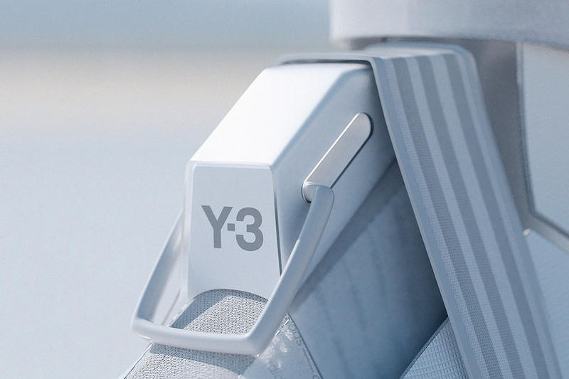 Y-3 and Acronym Futuristic Concept Winter Sneaker Boot