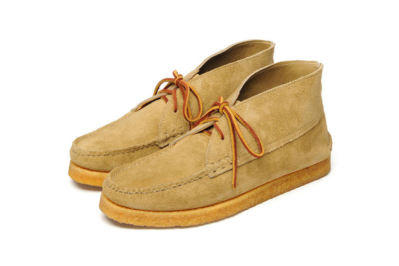 Yuketen 2017 Spring Summer Collection Chukkas Boat Shoes Moccasins Loafers